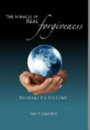 Miracle Of Real Forgiveness book