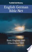 English German Bible No9