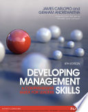 Develop Management Skills