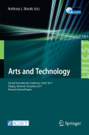 Arts and Technology Book