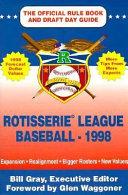 Rotisserie League Baseball