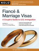 Fiance   Marriage Visas