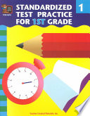 Standardized Test Practice For 1st Grade
