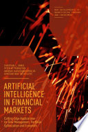 Artificial Intelligence in Financial Markets