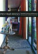 Post War Houses