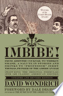 Imbibe  Updated and Revised Edition