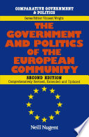 The Government and Politics of the European Community