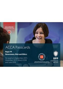 ACCA P1 Governance, Risk and Ethics Our Partnership With Acca Means That