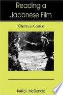Ebook Reading a Japanese Film Epub Keiko I. McDonald Apps Read Mobile