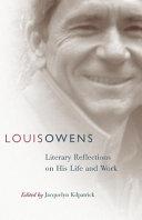 Book Louis Owens