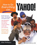 How to do everything with Yahoo