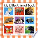 My Little Animal Book