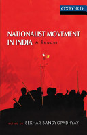 Nationalist Movement in India