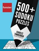 Funster 500 Sudoku Puzzles
