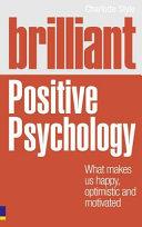 Brilliant Positive Psychology