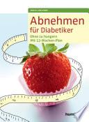 Abnehmen für Diabetiker