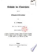 Geschichte der Clavierspiels und der Clavierlitteratur