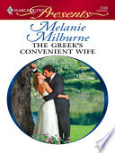 The Greek s Convenient Wife
