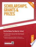 Scholarships, Grants & Prizes 2012