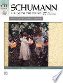 Schumann    Album for the Young  Op  68  Book   2 CDs