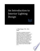 An Introduction To Interior Lighting Design