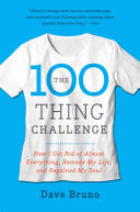 download ebook the 100 thing challenge pdf epub