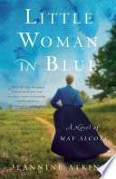 Little Woman In Blue : soldiers, but she dreams of painting a masterpiece—which...