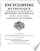 Encyclop  die M  thodique  Ou Par Ordre De Matieres