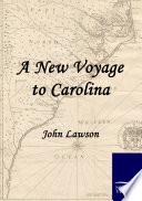 A New Voyage to Carolina