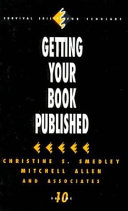 Getting Your Book Published book