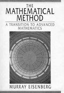 The Mathematical Method