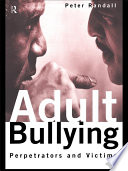 Ebook Adult Bullying Epub Peter Randall Apps Read Mobile