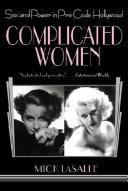 Complicated Women Book