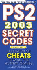 PS2 R  Secret Codes 2003