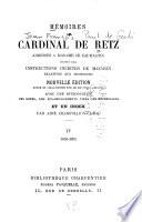 Mémoires du Cardinal de Retz: 1652-1655