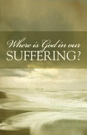 Where Is God In Our Suffering Pack Of 25