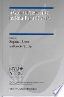 A Global Perspective on Real Estate Cycles