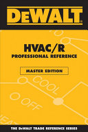 HVAC R Professional Reference