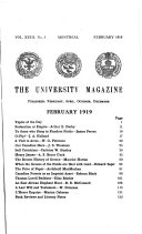 The University Magazine Book PDF