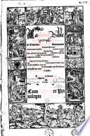 La Saincte Bible. en Françoys, translatée selon la pure et entière traduction de Sainct Hierome, conferée et entierement revisitée, selon les plus anciens et plus correctz exemplaires ...