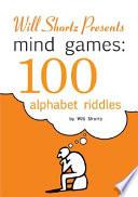 Will Shortz s Mind Games  100 Alphabet Riddles