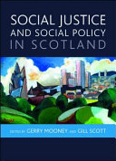Social justice and social policy in Scotland