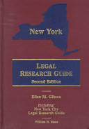 New York Legal Research Guide