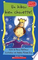 illustration du livre Un hibou bien chouette!