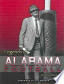 Legends of Alabama Football The College Football Hall Of Fame And