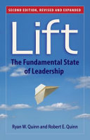 Lift : the fundamental state of leadership /