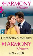 Cofanetto 8 romanzi Harmony Collezione   21