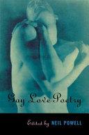 Gay Love Poetry