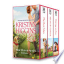 Kristan Higgins Blue Heron Series Books 1-3