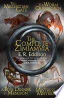 The Complete Zimiamvia  Zimiamvia